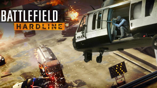 Battlefield Hardline remains UK number 1