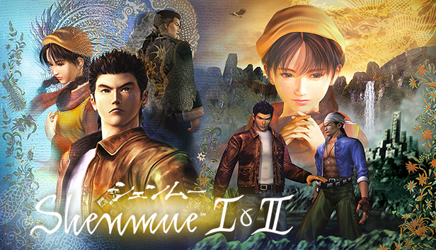 Shenmue 1 and 2 for under 5 pounds