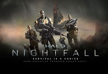 Halo Nightfall Film Release Date Announced