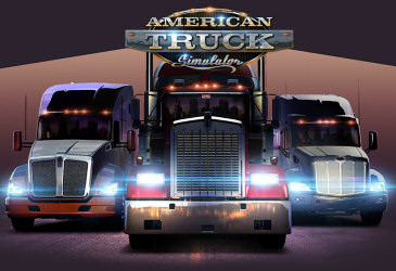 American Truck Simulator For 10 Dollars