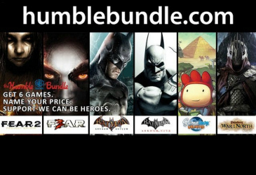 Humble WB Games Bundle $4.75!