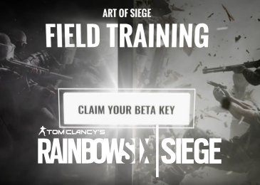 Rainbow6 Siege Free Beta Access Keys