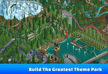 Rollercoaster Tycoon Classic now on app store