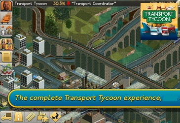 Transport Tycoon on your phone