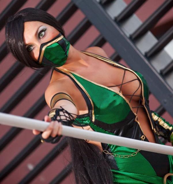Cosplay Girls - Mortal Kombat